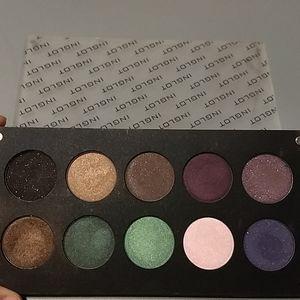 Inglot 10 pan eyeshadow palette